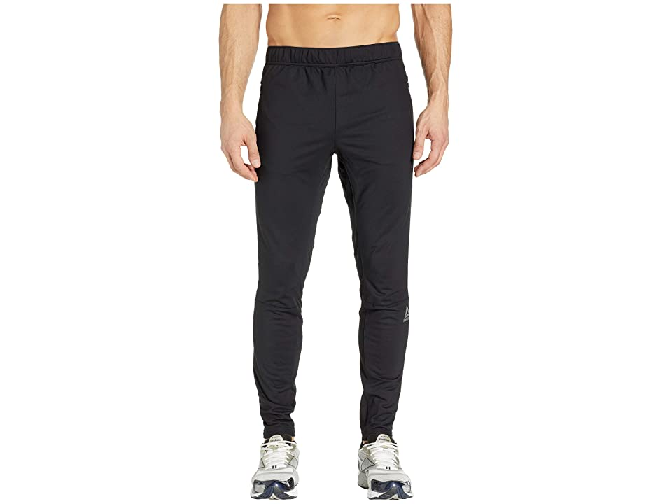 Reebok Speedwick Knit Trackster (Black) Men