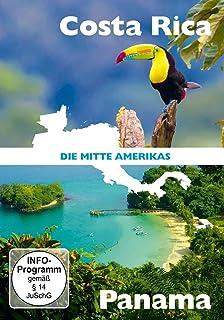 Die Mitte Amerikas - Costa Rica / Panama [2 DVDs]