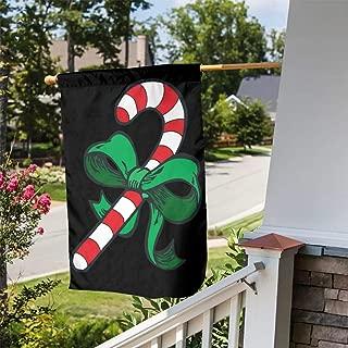 Candy Cane Hunt Garden Flag 12