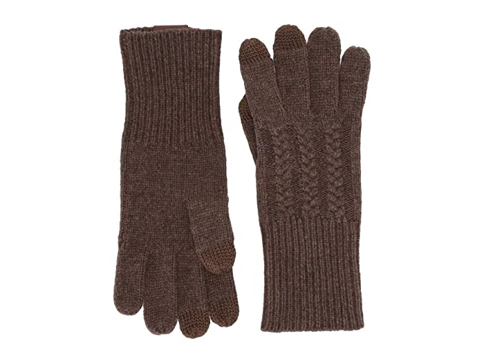 Cable Gloves (Nutmeg) Extreme Cold Weather Gloves