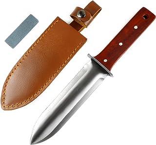 چاقوی ابزار باغبانی GARTOL Hori Hori برای علف های هرز