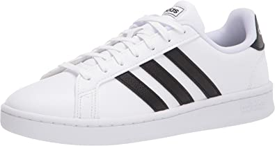 Amazon.com | adidas Women's Grand Court Sneaker | Fashion Sneakers