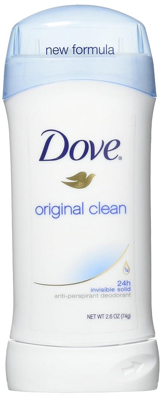 スツール衝突コースジーンズDove Anti-Perspirant/Deodorant Invisible Solid Original Clean 73g (並行輸入品)