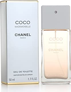 Chanel Perfume  - Coco Mademoiselle by Chanel - perfumes for women - Eau de Toilette, 50ml