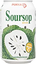 Pokka Soursop Juice Drink, 300 ml