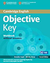 Objective Key. Workbook without answers: 2nd Edition
