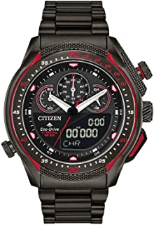 Citizen - Promaster JW0137-51E - Reloj deportivo de cuarzo con correa de acero inoxidable, multicolor