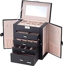 Best jewelry box with watch storage Reviews