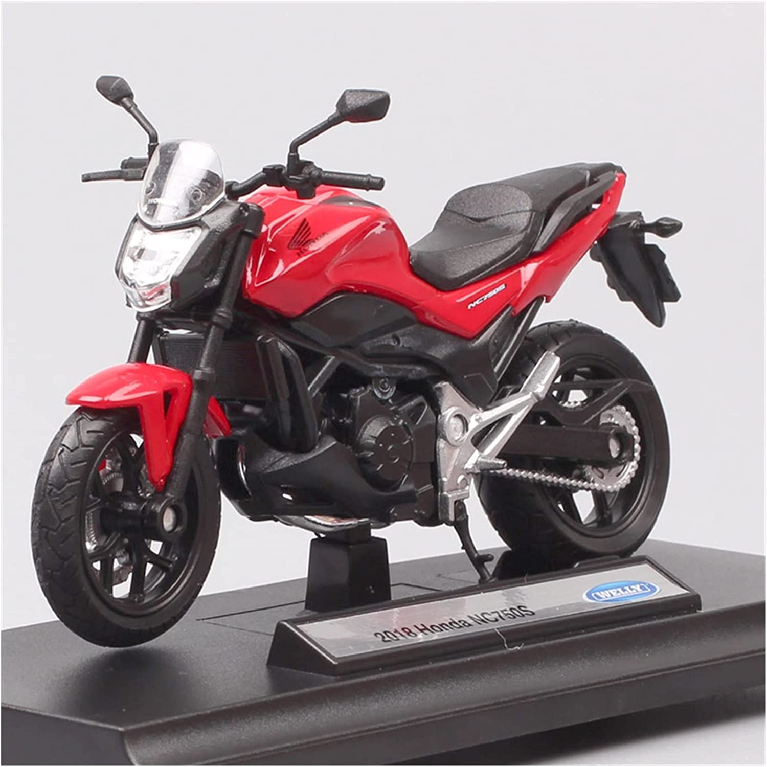 Motorcycle Alloy Fashion Decoration Popular overseas Toys 1 18 NC750S for 2018 Diec Honda