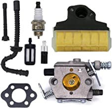 FitBest Carburetor Kit Air Filter for Stihl MS210 MS230 MS250 021 023 025 Chainsaw Carb