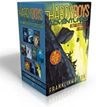 Hardy Boys Adventures Ultimate Thrills Collection: Secret of the Red Arrow; Mystery of the Phantom Heist; The Vanishing Ga...
