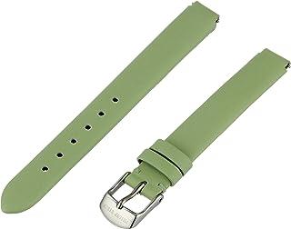 Philip Stein 4-CLG 12mm Leather Calfskin Green Watch Strap