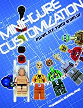 lego minifigure customization book