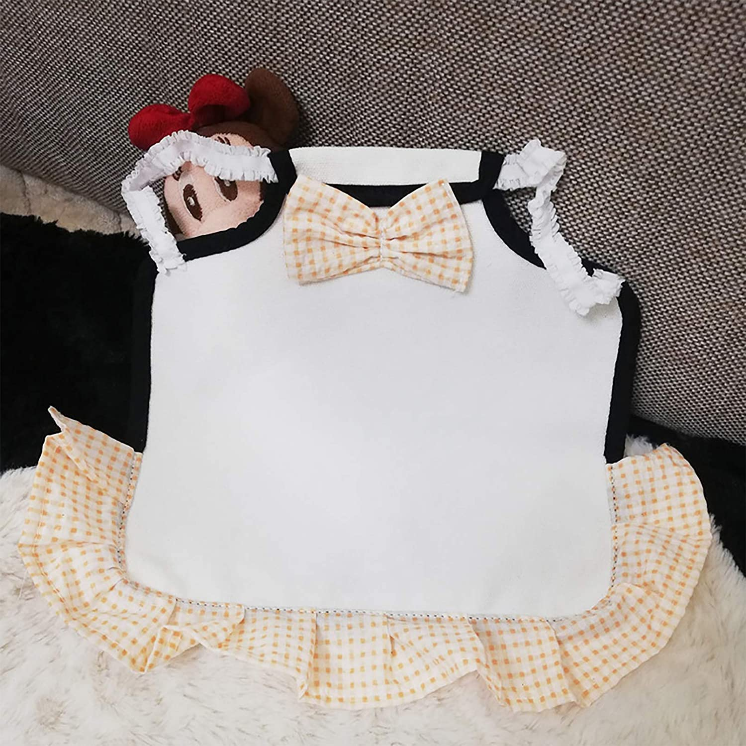 3 Pack Chicken Saddle with Elastic Straps Chicken Aprons for Hens Standard Size Chicken Jacket