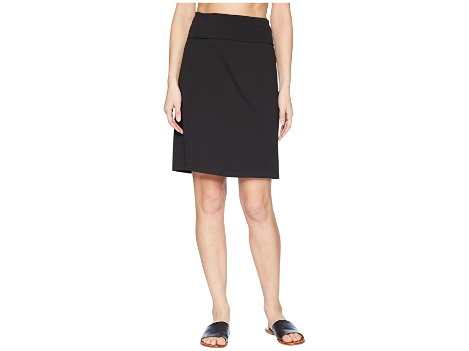 Royal Robbins All-Around Skirt (Jet Black) Women