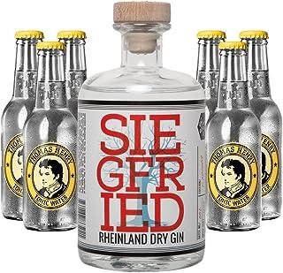 Siegfried Rheinland Dry Gin & Thomas Henry Tonic Water Set
