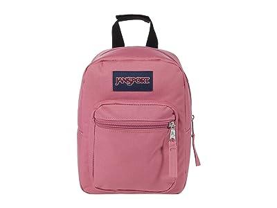 JanSport Big Break (Blackberry Mousse) Backpack Bags