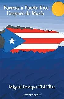 Poemas a Puerto Rico Después De María (Spanish Edition)