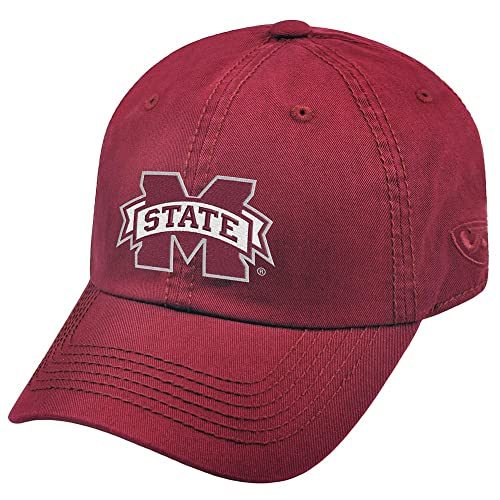 5b82aeb1b08 Top of the World NCAA Men s Hat Adjustable Relaxed Fit Team Icon
