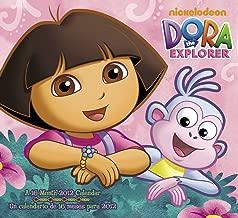 2012 Dora the Explorer Wall Calendar