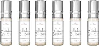 Al Rehab - Aceite perfumado Sultan - 6 x 6ml