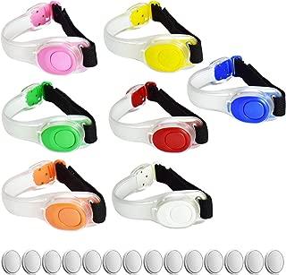 led silicone bracelet
