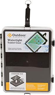 Outdoor Products Watertight Tablet Case, Clear