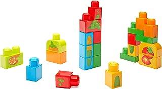 Mega Bloks First Builders Stacking Snacks Building Kit