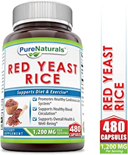 Best red yeast rice brands compared Reviews