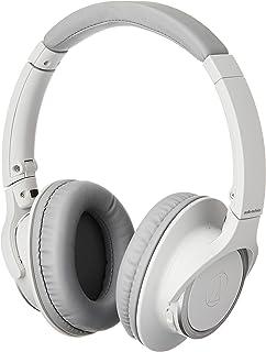 Audio-Technica ATH-SR30BT Wireless Over-Ear Headphones, Gray