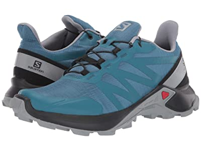Salomon Supercross (Mallard Blue/Black/Monument) Women
