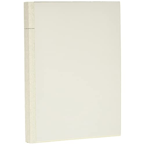 """Eccolo Journal Refill, 256 Lined Premium Gilded Pages, 5"""" X 7 1/4"""""""