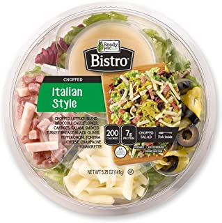 Ready Pac Foods Italian Chopped Bistro Bowl Salad, 5.25 oz