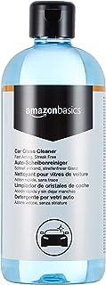 AmazonBasics - Limpiacristales para coche en espray con
