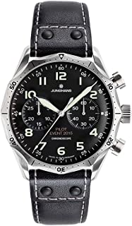 Meister Pilot Limited Edition of 150 made 027/3592 Black Dial Automatic Chronoscope