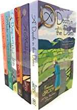 Kate Shackleton Mysteries Collection Frances Brody 6 Books Set ( A Medal For Murder, Murder In The Afternoon, Dying In The Wool, Death in the Stars, Death in the Dales, Murder on a Summers Day)