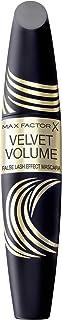 Max Factor Velvet Volume False Lash Effect tusz do rzęs czarny/brązowy – tusz do rzęs do naturalnie pełnych rzęs, technolo...