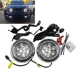 Set di 4 luci per parafanghi anteriori e posteriori a LED per Mini Cooper R50 R52 R53 2002-2008 NSLUMO