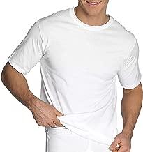 Jockey Men's Classic Bonus Pack Crew Neck T-Shirt (3-Pack + 1 Free) White