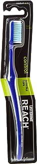 REACH Toothbrush, Control, Essential Care, Medium Full, Assorted Colours, 1 piece