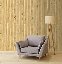 ورق جدران لاصق ذاتيا من هوم مي بتصميم خشبي مقاس 45 ×600 سم مع بلاستيك البولي فينيل كلورايد مضاد للماء ومضاد للزيوت وقابل ل...