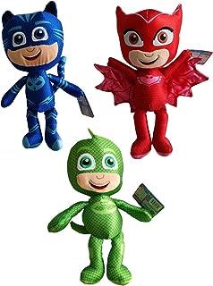 Bleu Simba PJ Masks Peluche Personnage catboy 20 cm