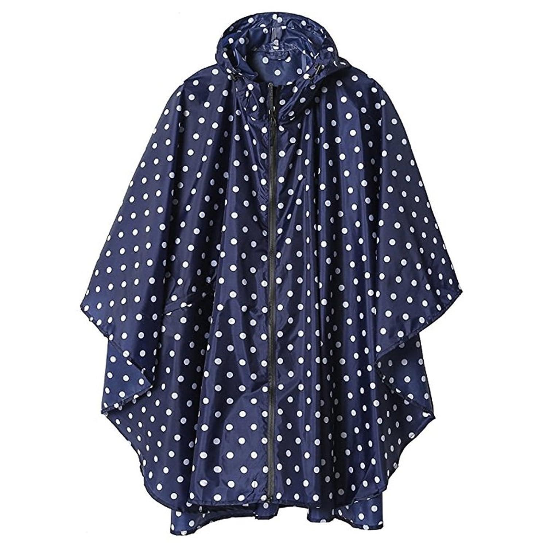 雨具 防水 女性用 通学 便利 トレッキングレインコート防水コートルーズレディース防水