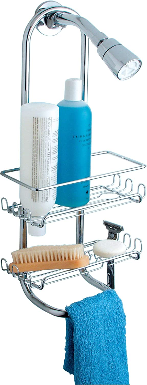 InterDesign Classico Bathroom Shower for Conditio Great interest Shampoo Caddy Special Campaign