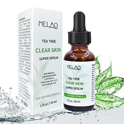 Acne Treatment Serum, Smooth Skin,Shrink Pores,...