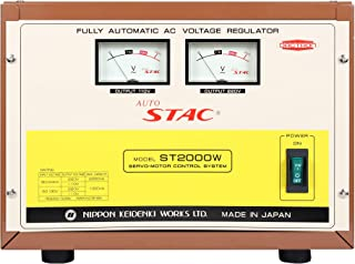 مثبت تيار كهربائي 2000 وات من ستاك St-2000W – متعدد الألوان