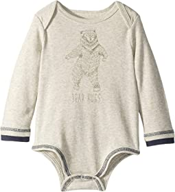 Bear Hugs Long Sleeve One-Piece Crawler (Infant)