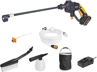 Sponsored Ad – WORX WG620E.2 18V (20V Max) Cordless Hydroshot Portable Pressure Cleaner-Full Kit w/Fast Charger