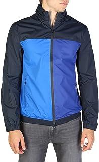 Armani Exchange Men's Color Block Sportswear Jacket
