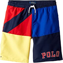 Captiva Flag Swim Trunks (Big Kids)